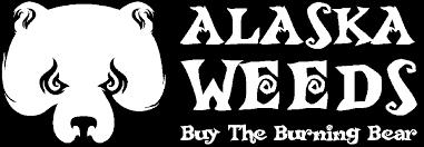 alaska weeds logo cannabis dispensary in anchorage ak