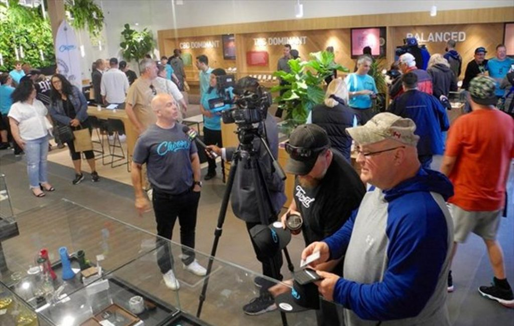 dispensary grand opening event