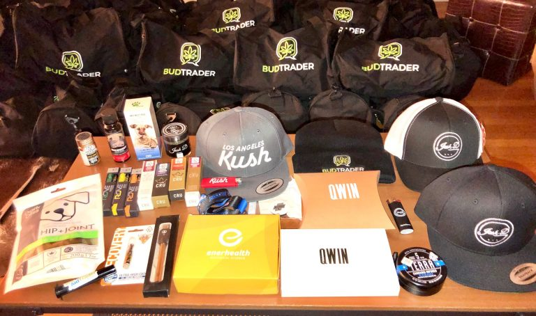 dispensary grand opening ideas for swag