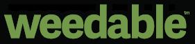 weedable social network logo